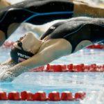 UGA Swimming and Diving: Smoglia Takes Second In 100 Backstroke