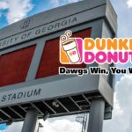 UGA Football: Dunkin' Donuts to Fuel Dawg Fans