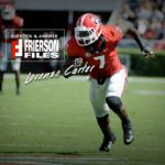 UGA Football: Frierson Chats With Lorenzo Carter