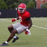 UGA Football: Dawgs Finish First Season in Helmets and Shoulder Pads