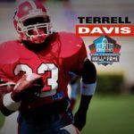 UGA Football: Former Dawg Great Terrell Davis Enshrined Into Pro Football Hall of Fame