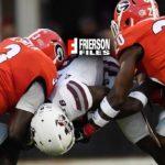 UGA Football: Dawgs Defense Stuffs Mississippi State Attack