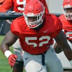 UGA Football: Dawgs Wrap Up Tuesday Practice
