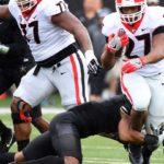 UGA Football: Isaiah Wynn Named SEC Offensive Lineman of the Week