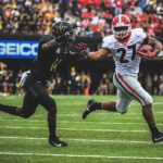 UGA Football: No 5 Bulldogs Overwhelm Commodores, 45-14