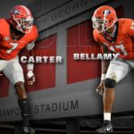 UGA Football: 'Uncles' Carter and Bellamy Finishing Strong