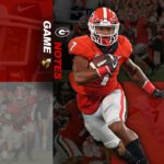 UGA Football: Game Notes – Dawgs Battle Tech, Aim for 11th Win