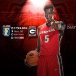 UGA Men's Basketball: Dawgs Head West for Wooden Legacy, CS-Fullerton