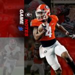 UGA Football: Game Notes – Dawgs Return Home to Face the Wildcats