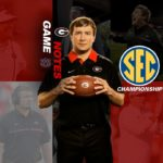 UGA Football: Game Notes – Georgia Rematch With Auburn in SEC Championship