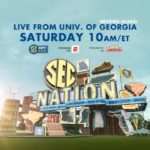 UGA Football: SEC Nation to Visit Athens Today