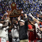 UGA Football: Georgia Crowned SEC Champions, Defeats Auburn 28-7