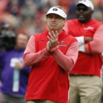 UGA Football: Smart Named AFCA Regional Coach of the Year