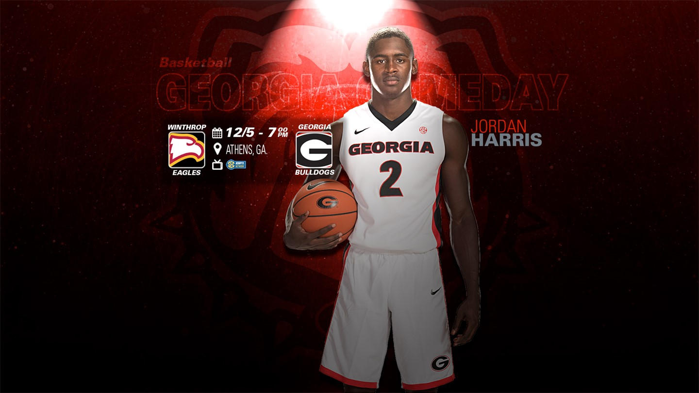 UGA Men's Basketball: Georgia Tops Winthrop In Offensive Battle 87-82 – Field Street Forum