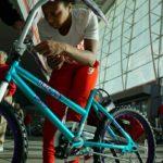 UGA Women's Basketball: Lady Bulldogs Build Bikes for Area Children