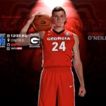 UGA Men's Basketball: Bulldogs Edged by No. 15 Wildcats on NYE, 66-61