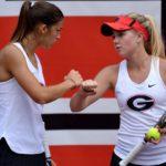 UGA Women's Tennis: Georgia Opens Dual Season With ITA Kick-Off Win