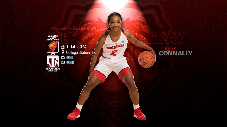 UGA Women's Basketball: Connally's 37 Points Lead Georgia ...