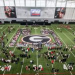 UGA Sports: Indoor Athletic Facility Named for Billy and Porter Payne