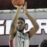 UGA Men's Basketball: Georgia Falls To No. 8 Auburn, 78-61