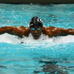 UGA Swimming and Diving: Murphy Off to Flying Start