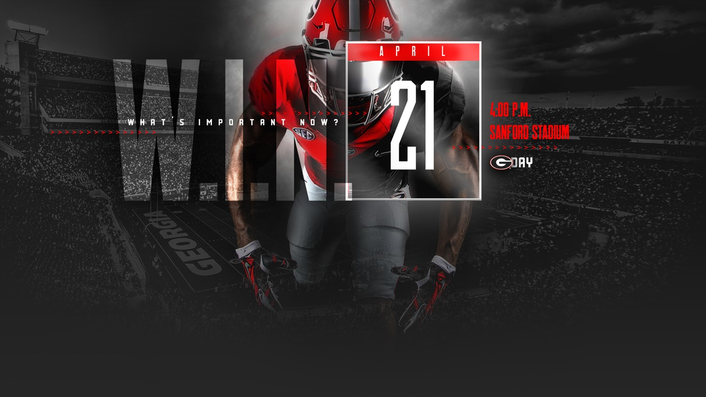 Uga Football G Day Information Including Seating And Tickets