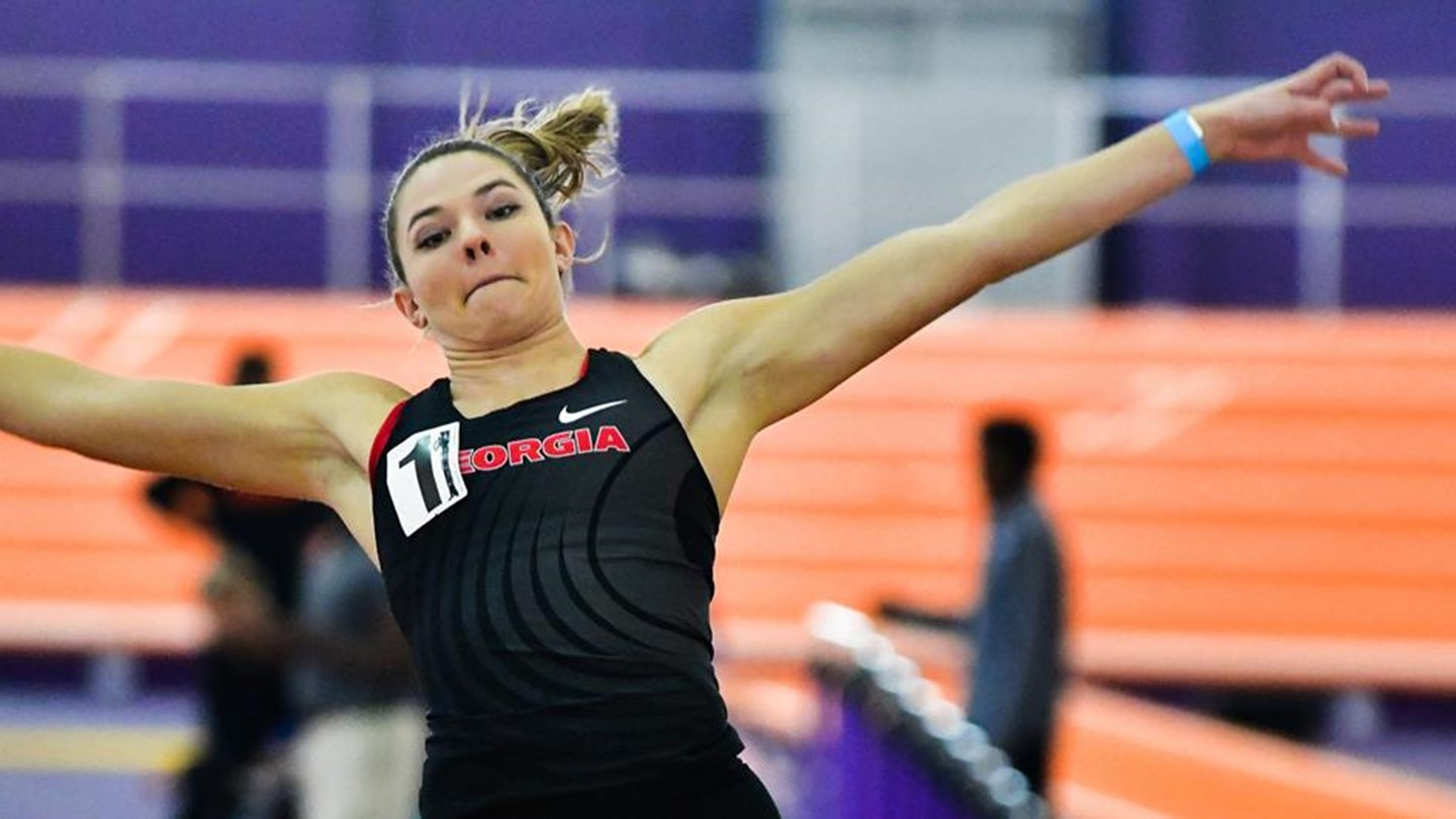 UGA Track And Field Top Ranked Bulldogs Wrap Up Indoor