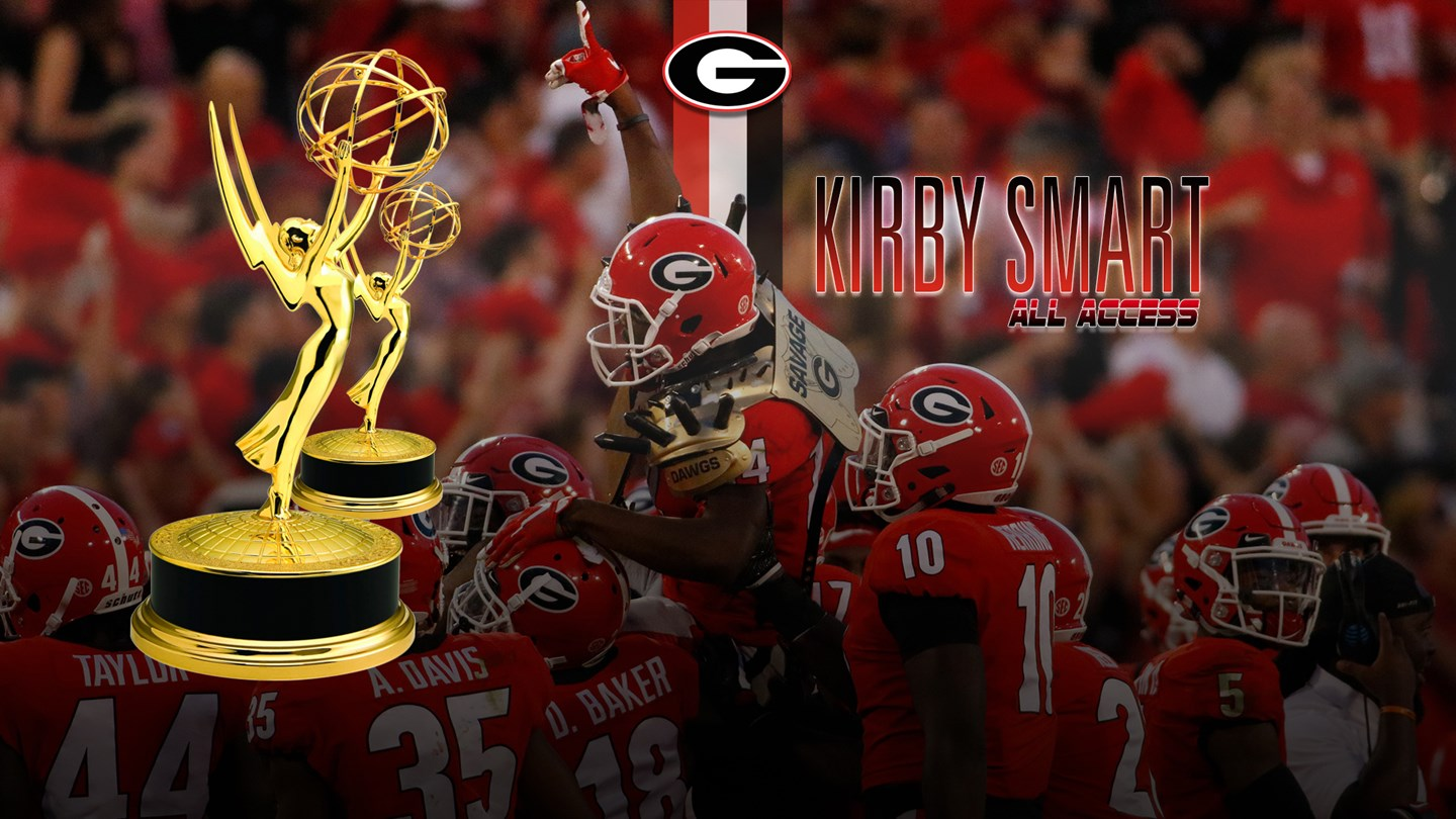 UGA Football: Kirby Smart All-Access Wins Two Emmys – Field