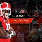 UGA Football: Dawgs Take on Missouri on the Road