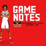 UGA Men's Basketball: Dawgs Return Home To Meet KSU
