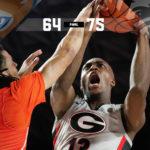 UGA Men's Basketball: Georgia Returns Home With Sam Houston State Victory, 75-64