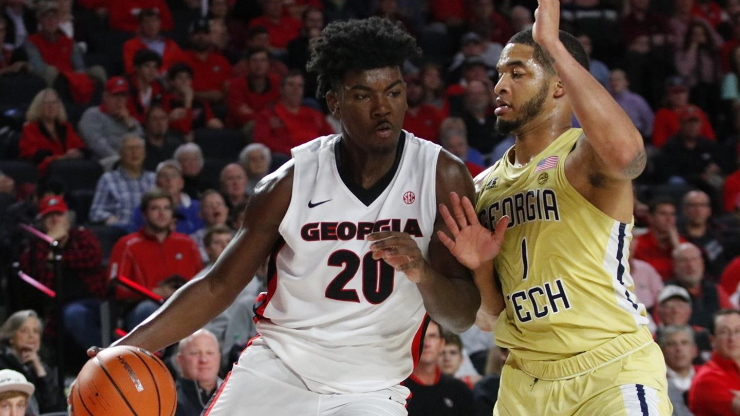 Kentucky Wildcats Basketball 2018 Sec Matchups Revealed: UGA Men's Basketball: Dates With Tech Set For 2019 And