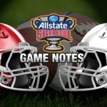 UGA Football: Game Notes – Dawgs and Horns Battle in Sugar Bowl