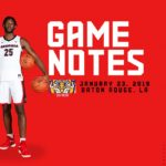 UGA Men's Basketball: Dawgs Hit the Road to Face SEC-Leading LSU