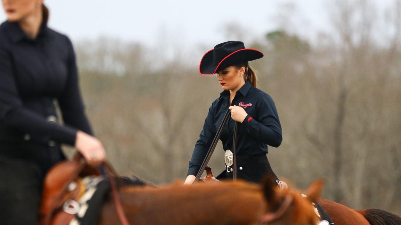 Uga Women S Equestrian 7 Georgia Drops 17 3 Decision